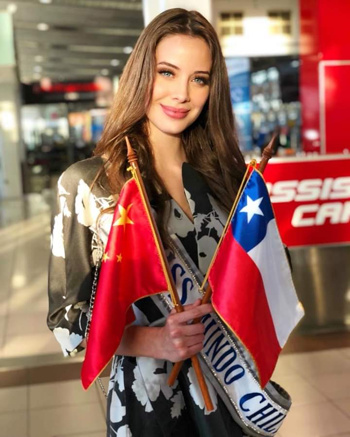 ✪✪✪ MISS WORLD 2018 - COMPLETE COVERAGE  ✪✪✪ - Page 4 Fb_i4609