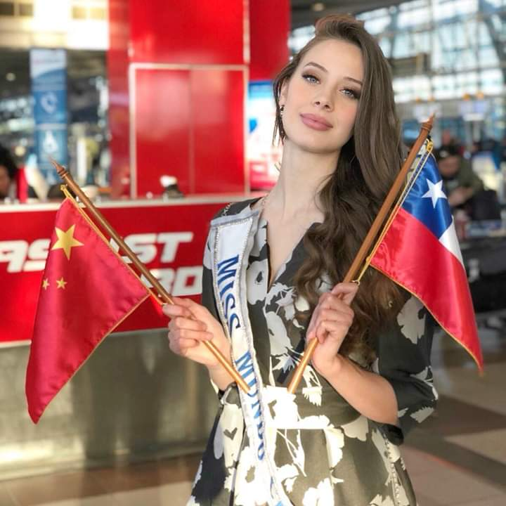 ✪✪✪ MISS WORLD 2018 - COMPLETE COVERAGE  ✪✪✪ - Page 4 Fb_i4612