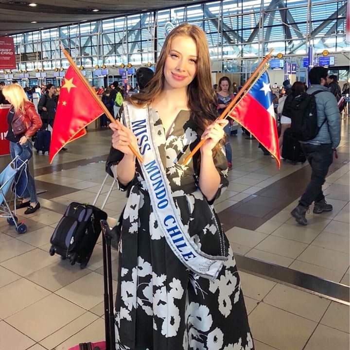 ✪✪✪ MISS WORLD 2018 - COMPLETE COVERAGE  ✪✪✪ - Page 4 Fb_i4614