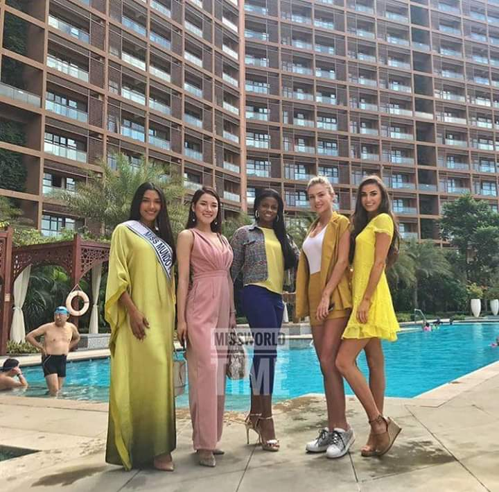 ✪✪✪ MISS WORLD 2018 - COMPLETE COVERAGE  ✪✪✪ - Page 4 Fb_i4656
