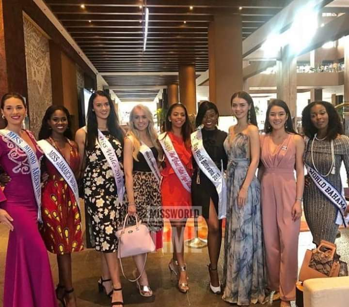 ✪✪✪ MISS WORLD 2018 - COMPLETE COVERAGE  ✪✪✪ - Page 4 Fb_i4659