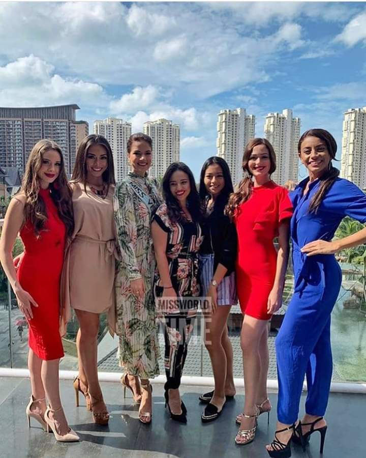✪✪✪ MISS WORLD 2018 - COMPLETE COVERAGE  ✪✪✪ - Page 4 Fb_i4660