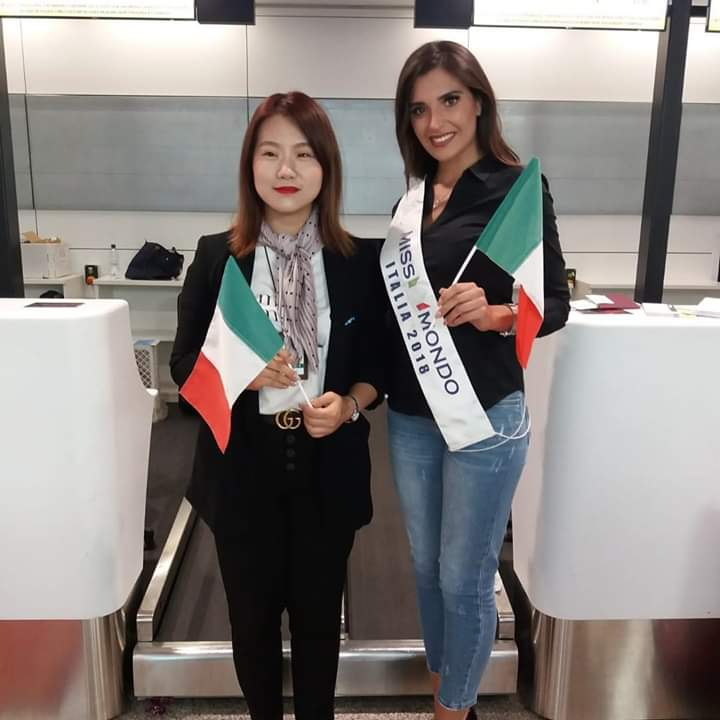 ✪✪✪ MISS WORLD 2018 - COMPLETE COVERAGE  ✪✪✪ - Page 4 Fb_i4667