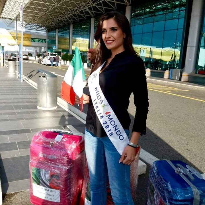 ✪✪✪ MISS WORLD 2018 - COMPLETE COVERAGE  ✪✪✪ - Page 4 Fb_i4668
