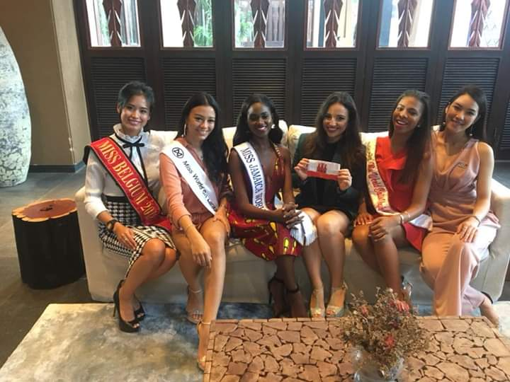 ✪✪✪ MISS WORLD 2018 - COMPLETE COVERAGE  ✪✪✪ - Page 5 Fb_i4738