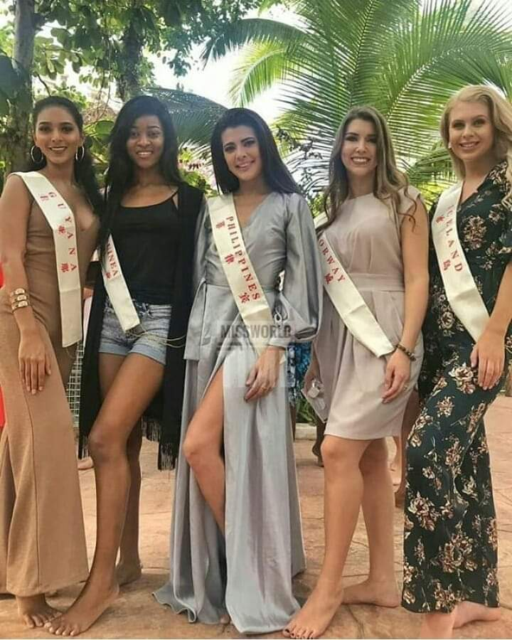 ✪✪✪ MISS WORLD 2018 - COMPLETE COVERAGE  ✪✪✪ - Page 7 Fb_i4794