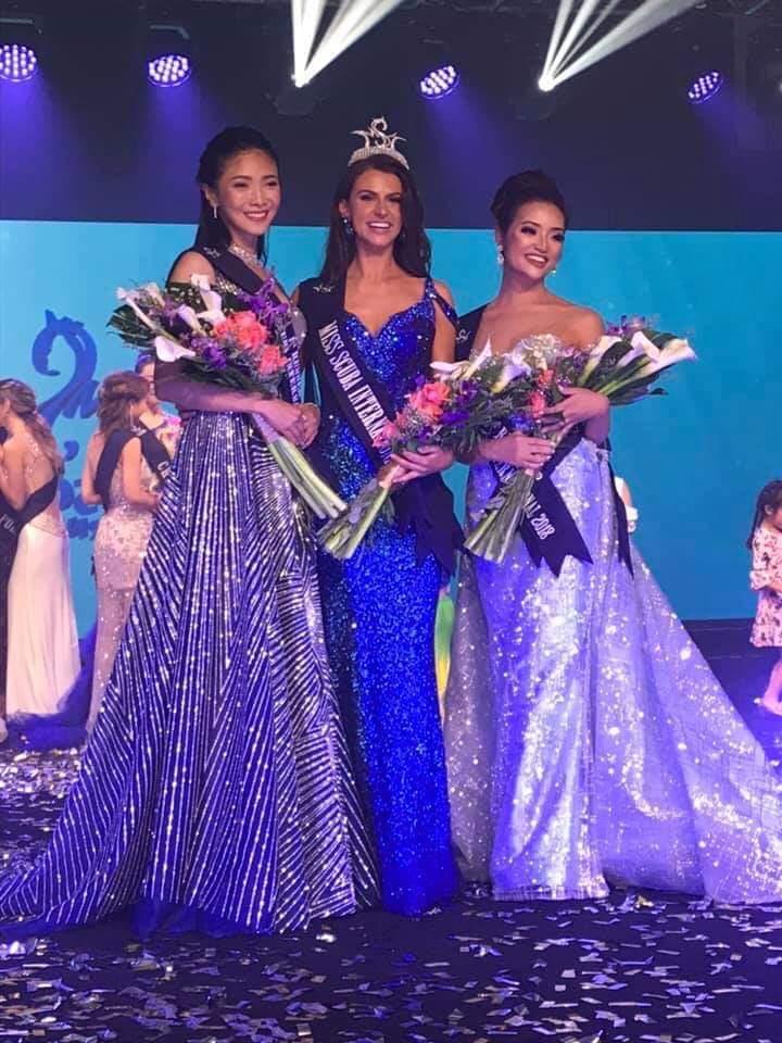 Miss Scuba International 2018 is UNITED KINGDOM  Fb_i4950