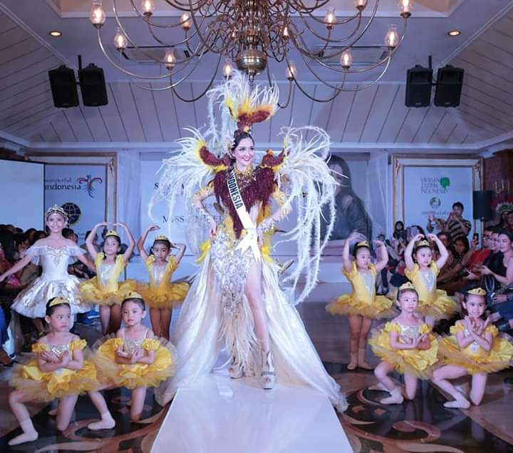 Miss Universe 2018 @ NATIONAL COSTUMES - Photos and video added Fb_i5231