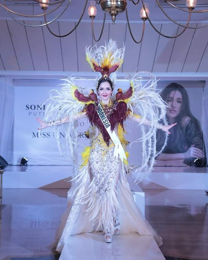 Miss Universe 2018 @ NATIONAL COSTUMES - Photos and video added Fb_i5232