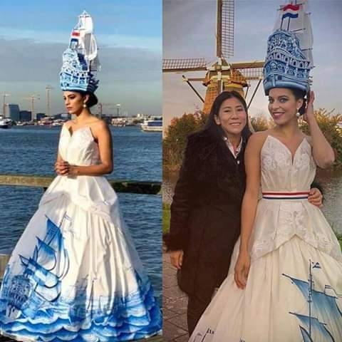 Miss Universe 2018 @ NATIONAL COSTUMES - Photos and video added - Page 2 Fb_i5241