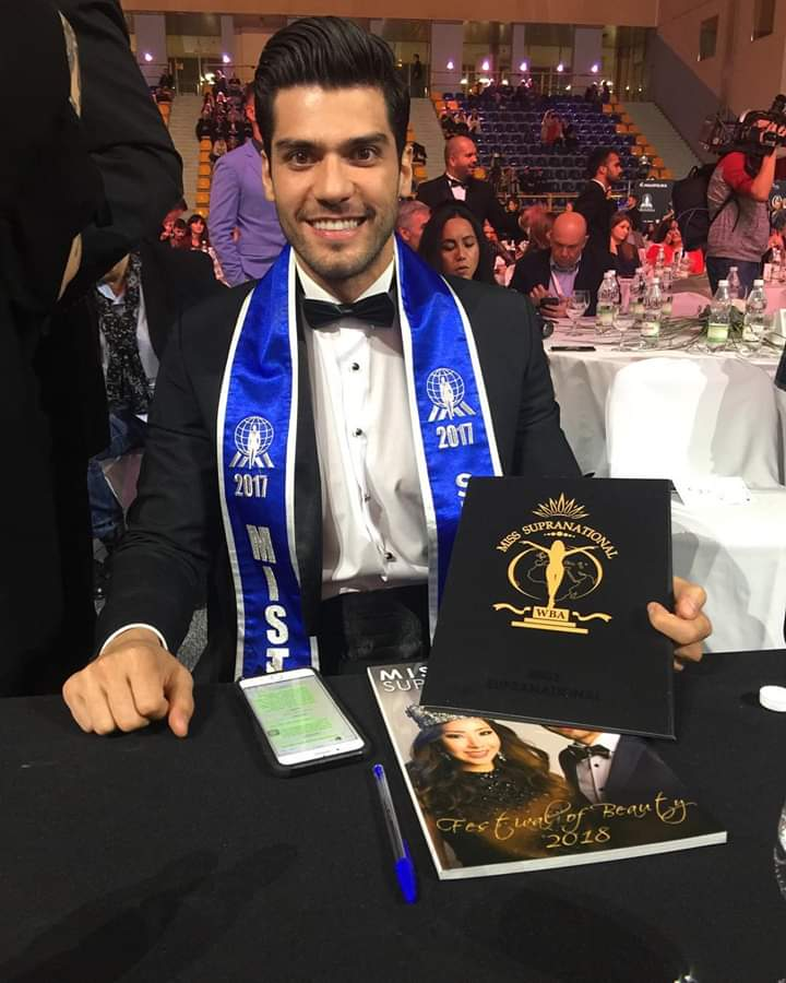 The official thread of Mister Supranational 2017 - Gabriel Correa of Venezuela - Page 2 Fb_i5703