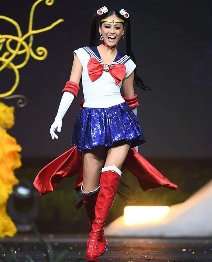 Miss Universe 2018 @ NATIONAL COSTUMES - Photos and video added - Page 7 Fb_i5757