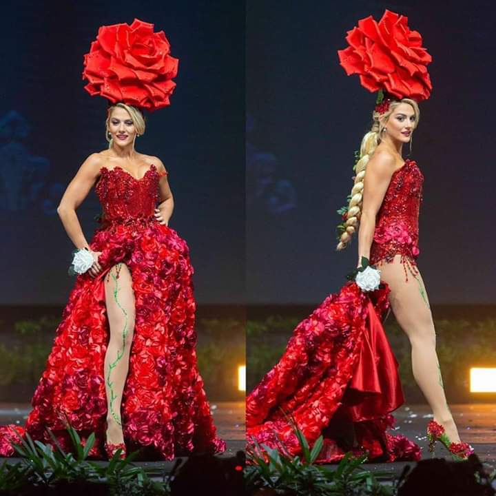 Miss Universe 2018 @ NATIONAL COSTUMES - Photos and video added - Page 7 Fb_i5768