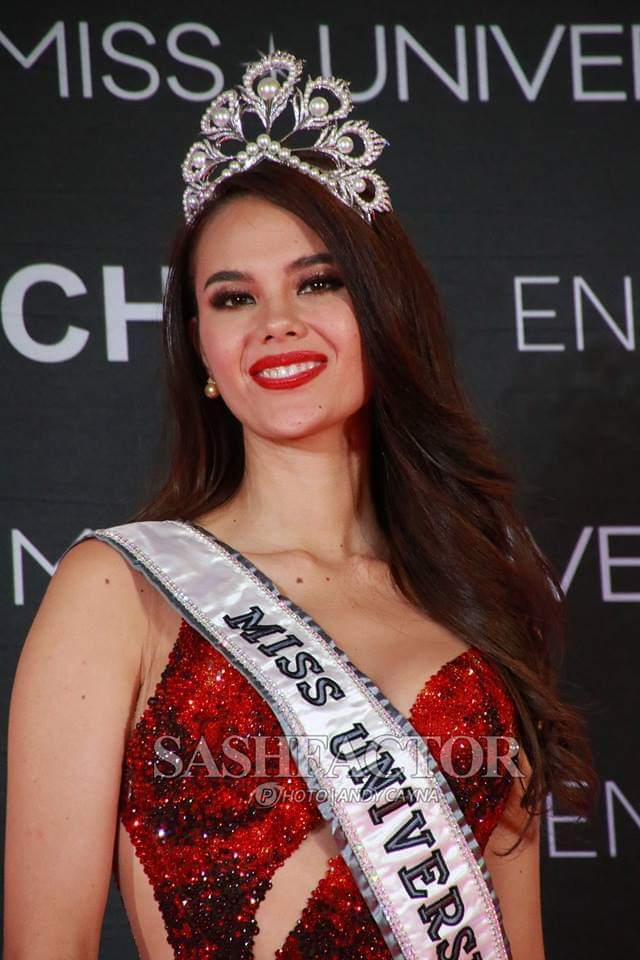 ♔ The Official Thread of MISS UNIVERSE® 2018 Catriona Gray of Philippines ♔ - Page 2 Fb_i6069