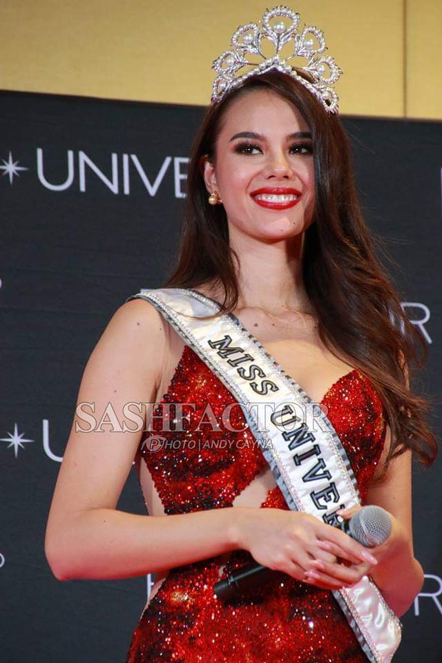 ♔ The Official Thread of MISS UNIVERSE® 2018 Catriona Gray of Philippines ♔ - Page 2 Fb_i6073