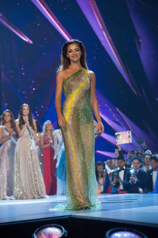 ♔ The Official Thread of MISS UNIVERSE® 2017 Demi-Leigh Nel-Peters of South Africa ♔ - Page 15 Fb_i6075