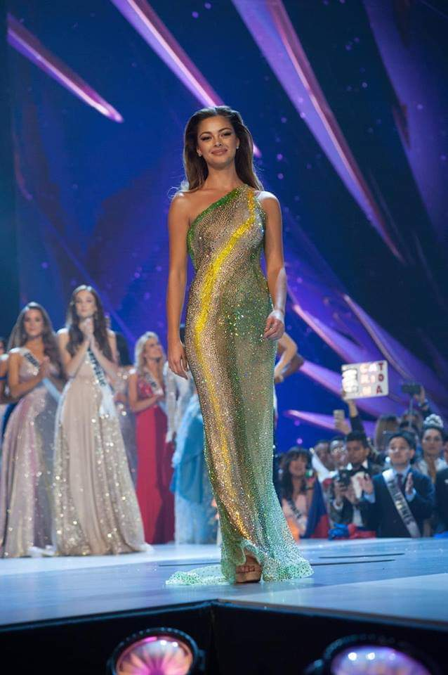 ♔ The Official Thread of MISS UNIVERSE® 2017 Demi-Leigh Nel-Peters of South Africa ♔ - Page 15 Fb_i6076