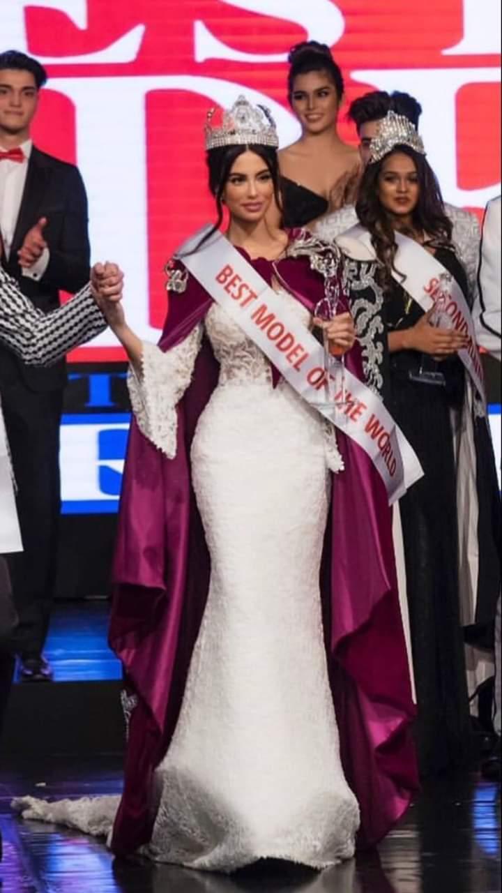 Iman Casablanca, - Best Model of the World 2018 Fb_i6131