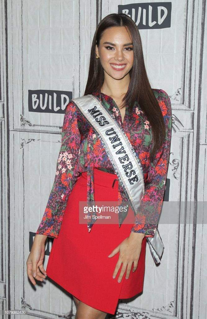 ♔ The Official Thread of MISS UNIVERSE® 2018 Catriona Gray of Philippines ♔ - Page 4 Fb_i6276