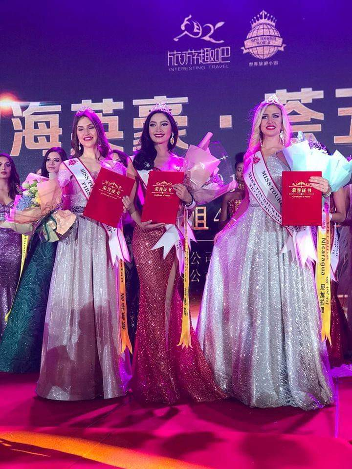Miss Tourism World 2019 is PHILIPPINES Fb_i6333
