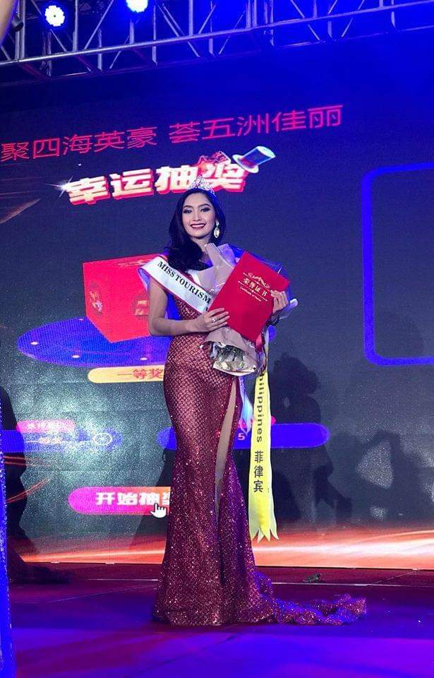 Miss Tourism World 2019 is PHILIPPINES Fb_i6334