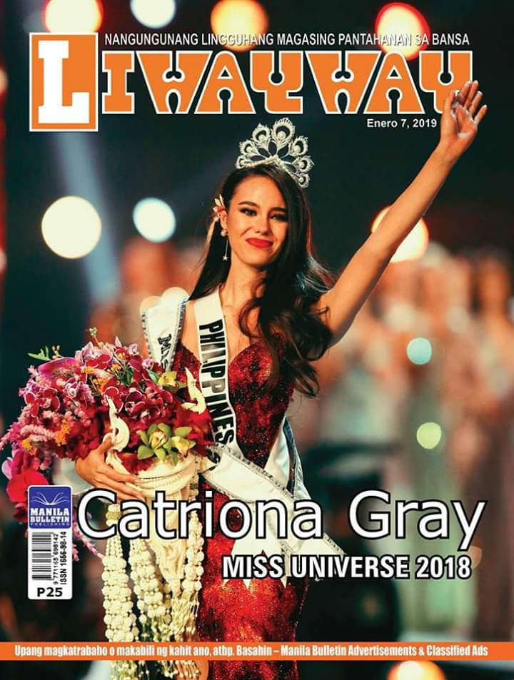 ♔ The Official Thread of MISS UNIVERSE® 2018 Catriona Gray of Philippines ♔ - Page 5 Fb_i6437