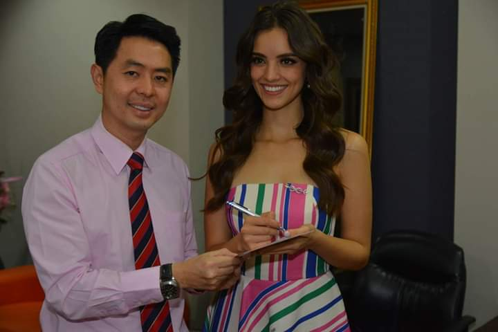 Thailand or Mauritius to host Miss World 2020? Fb_i6458