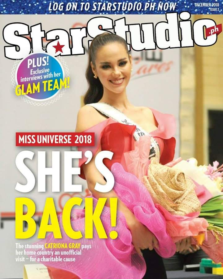 ♔ The Official Thread of MISS UNIVERSE® 2018 Catriona Gray of Philippines ♔ - Page 6 Fb_i6471