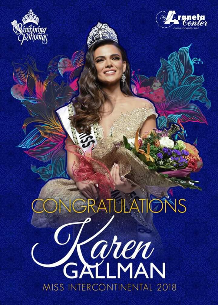 ***The Official Thread of Miss Intercontinental 2018- Karen Gallman from Philippines*** - Page 2 Fb_i6815
