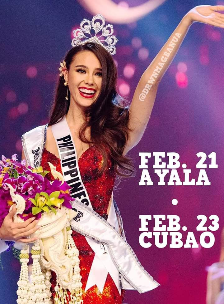 ♔ The Official Thread of MISS UNIVERSE® 2018 Catriona Gray of Philippines ♔ - Page 6 Fb_i6854