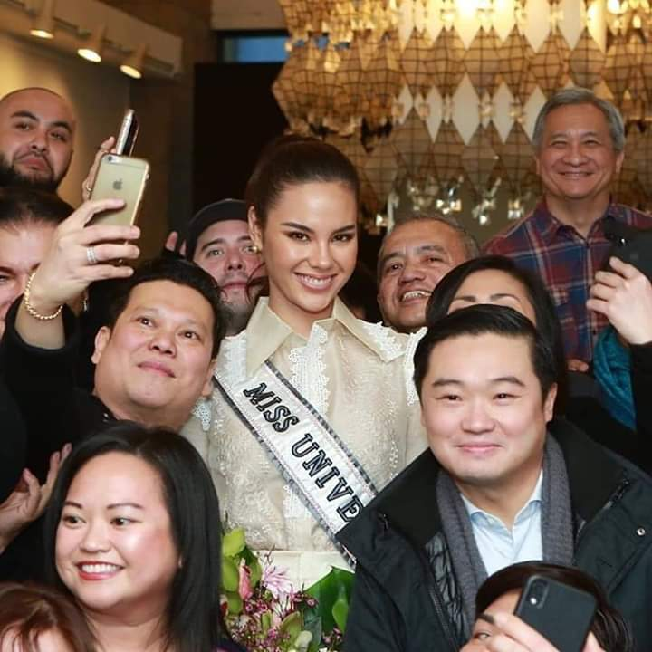 ♔ The Official Thread of MISS UNIVERSE® 2018 Catriona Gray of Philippines ♔ - Page 7 Fb_i6856