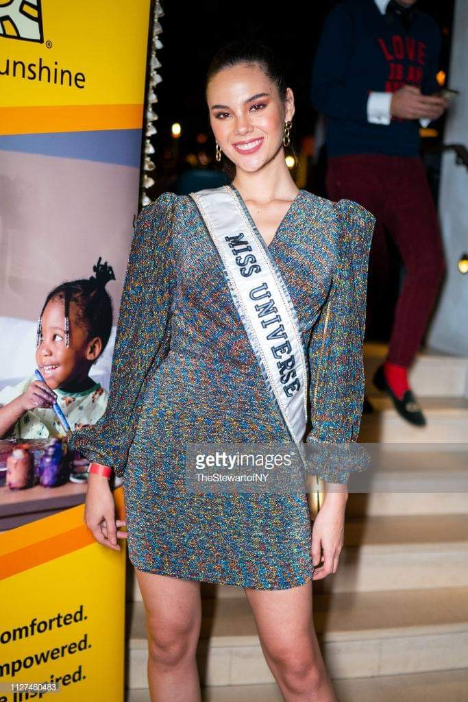 ♔ The Official Thread of MISS UNIVERSE® 2018 Catriona Gray of Philippines ♔ - Page 7 Fb_i6858