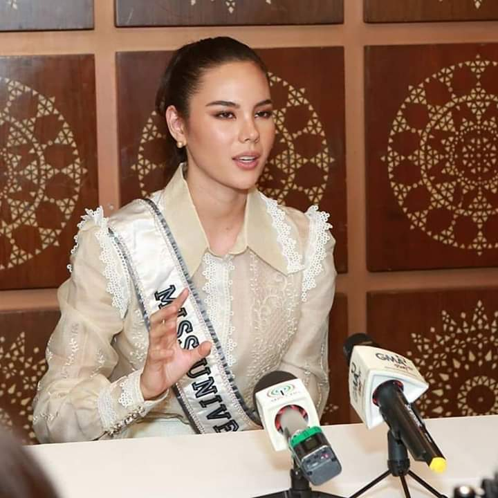 ♔ The Official Thread of MISS UNIVERSE® 2018 Catriona Gray of Philippines ♔ - Page 7 Fb_i6859