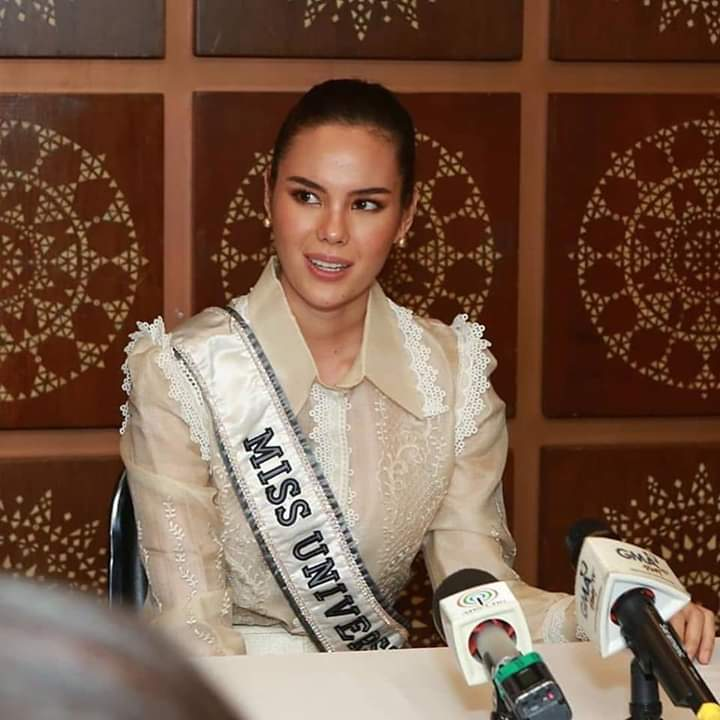 ♔ The Official Thread of MISS UNIVERSE® 2018 Catriona Gray of Philippines ♔ - Page 7 Fb_i6862