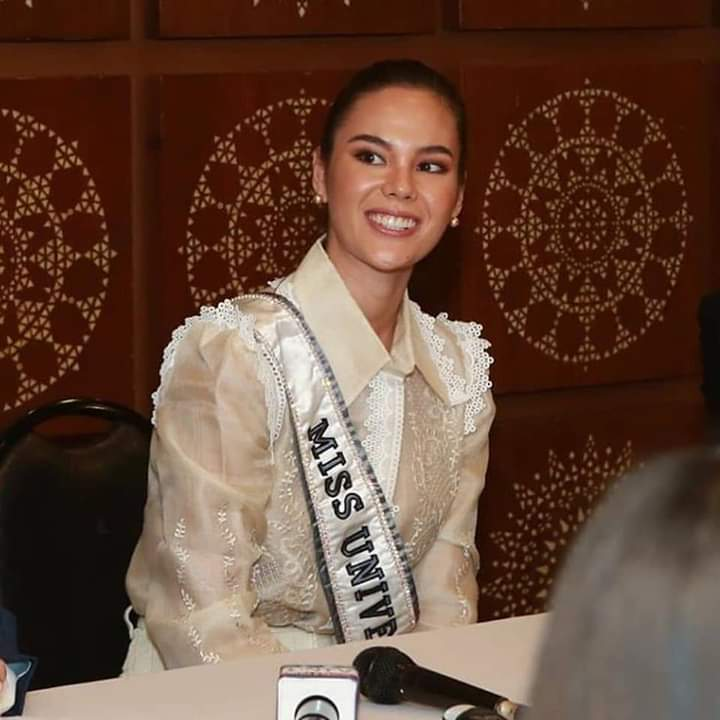 ♔ The Official Thread of MISS UNIVERSE® 2018 Catriona Gray of Philippines ♔ - Page 7 Fb_i6863