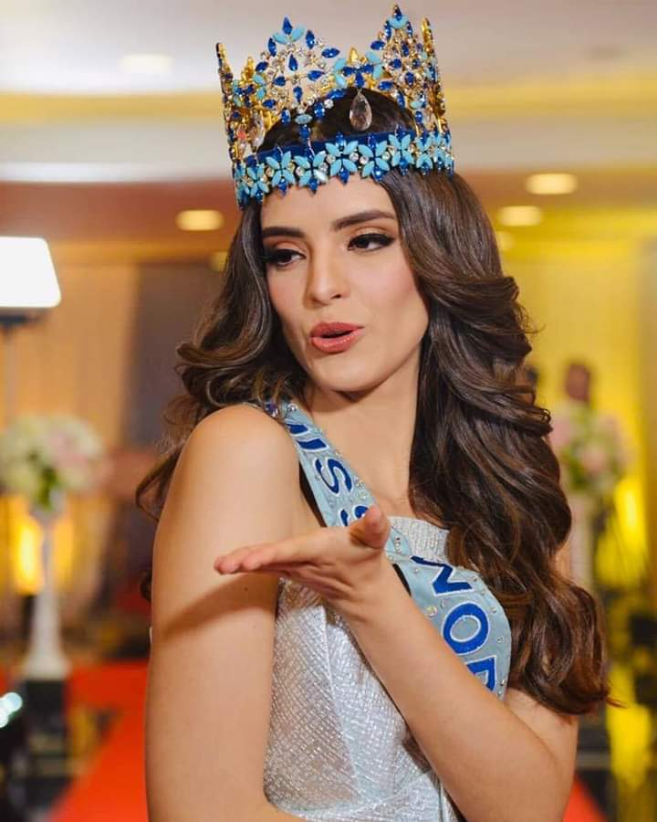 Official Thread of Miss World 2018 ® Vanessa Ponce De León - MEXICO - Page 3 Fb_i6982