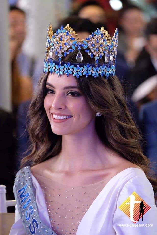 Official Thread of Miss World 2018 ® Vanessa Ponce De León - MEXICO - Page 4 Fb_i6996