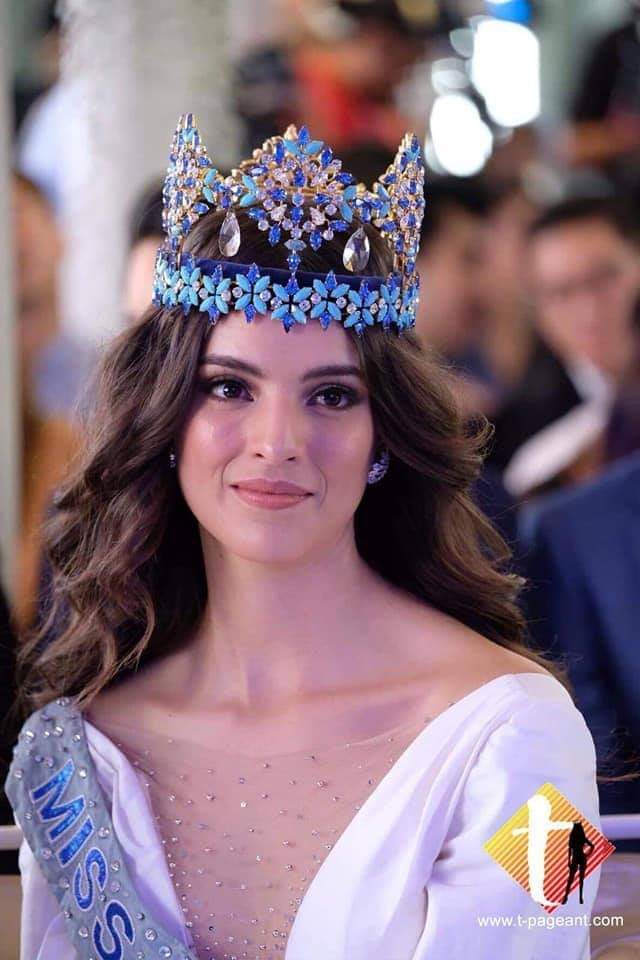 Official Thread of Miss World 2018 ® Vanessa Ponce De León - MEXICO - Page 4 Fb_i6998