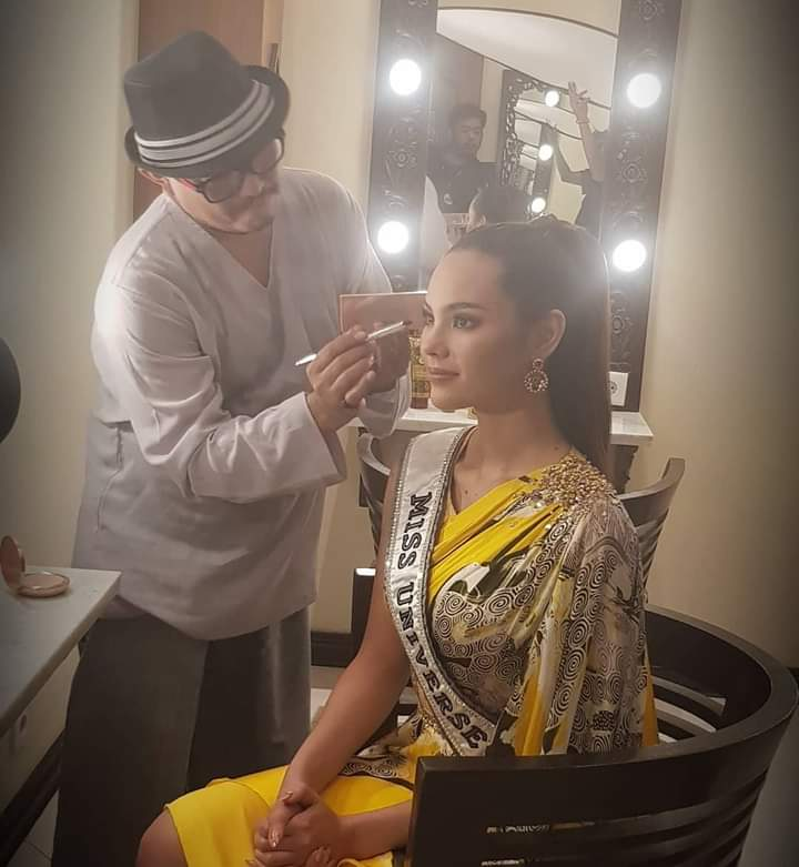 ♔ The Official Thread of MISS UNIVERSE® 2018 Catriona Gray of Philippines ♔ - Page 12 Fb_i7139