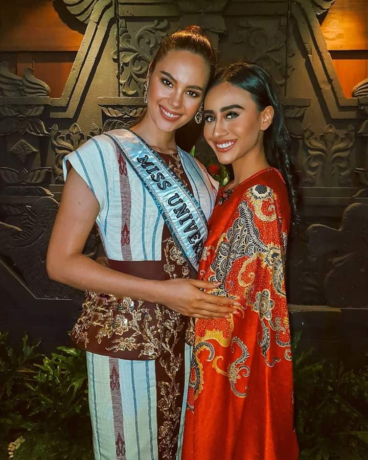 ♔ The Official Thread of MISS UNIVERSE® 2018 Catriona Gray of Philippines ♔ - Page 12 Fb_i7140