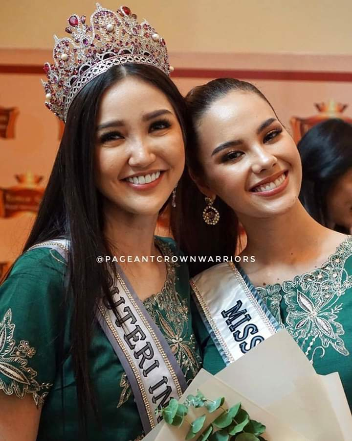 ♔ The Official Thread of MISS UNIVERSE® 2018 Catriona Gray of Philippines ♔ - Page 12 Fb_i7141