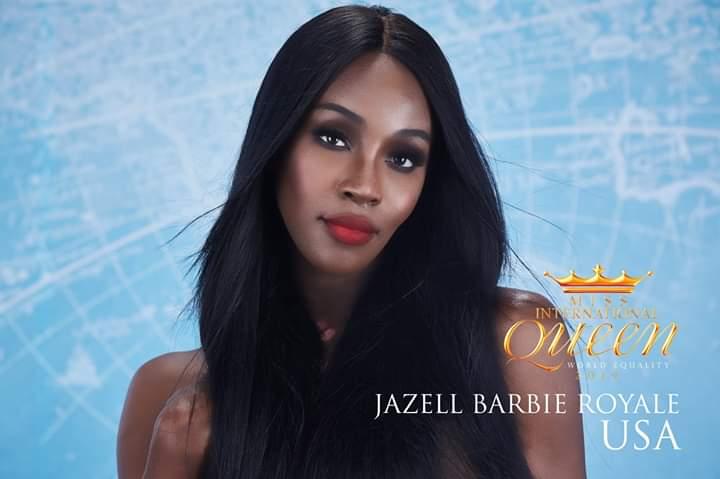 Miss International Queen 2019
