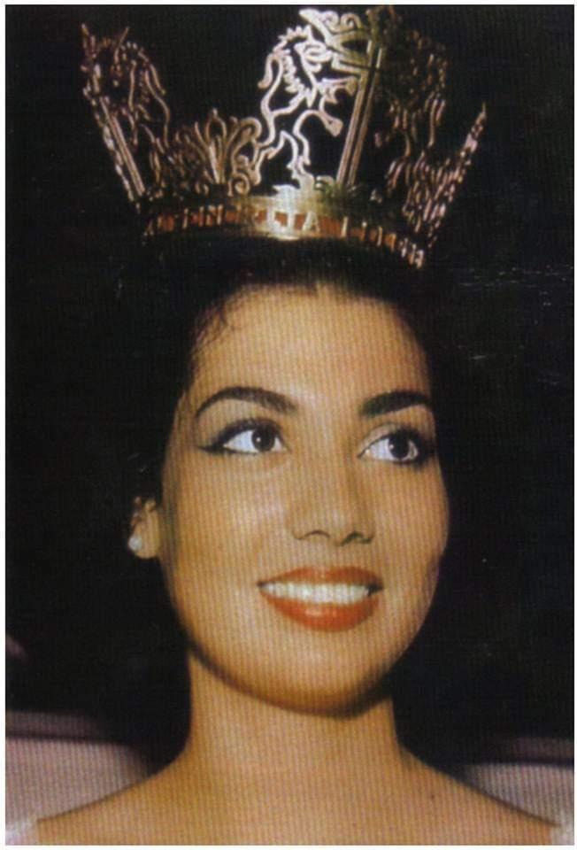RIP Martha Ligia Restrepo González, Miss Colombia 1962 Fb_i7616