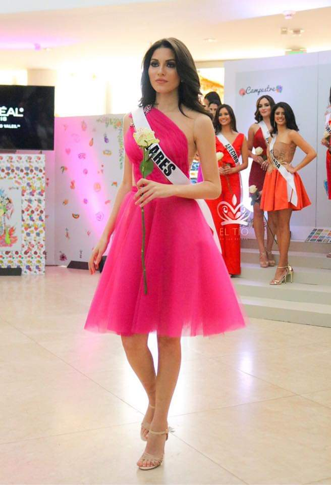 candidatas a miss universe puerto rico 2019. final: 13 june. - Página 4 Fb_i7718