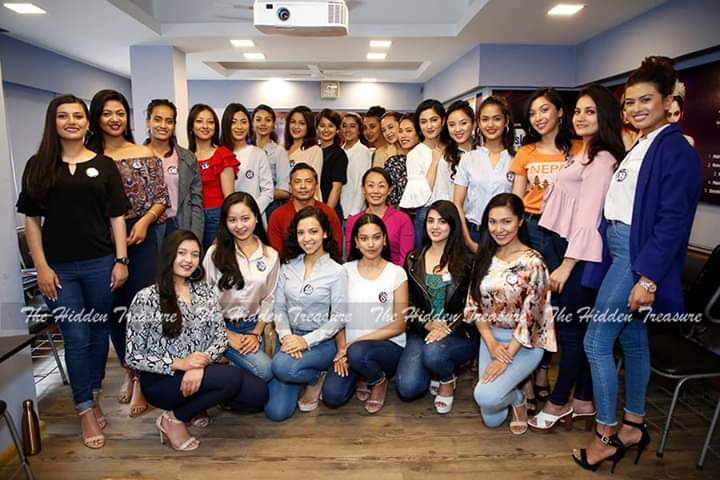 Road to MISS NEPAL 2019 Fb_i7759
