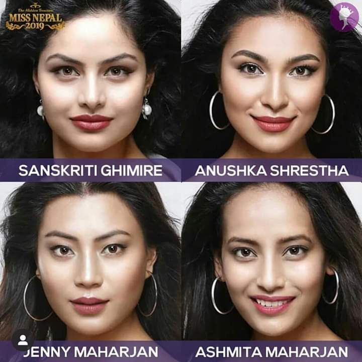 Road to MISS NEPAL 2019 Fb_i8171