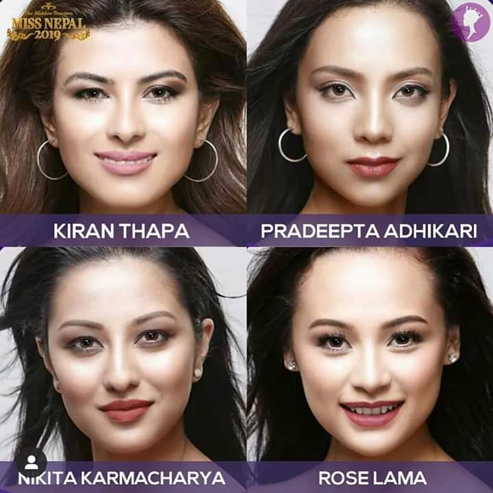 Road to MISS NEPAL 2019 Fb_i8172