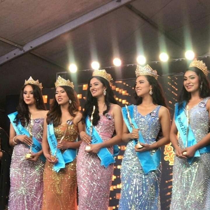 Road to MISS NEPAL 2019 Fb_i8326
