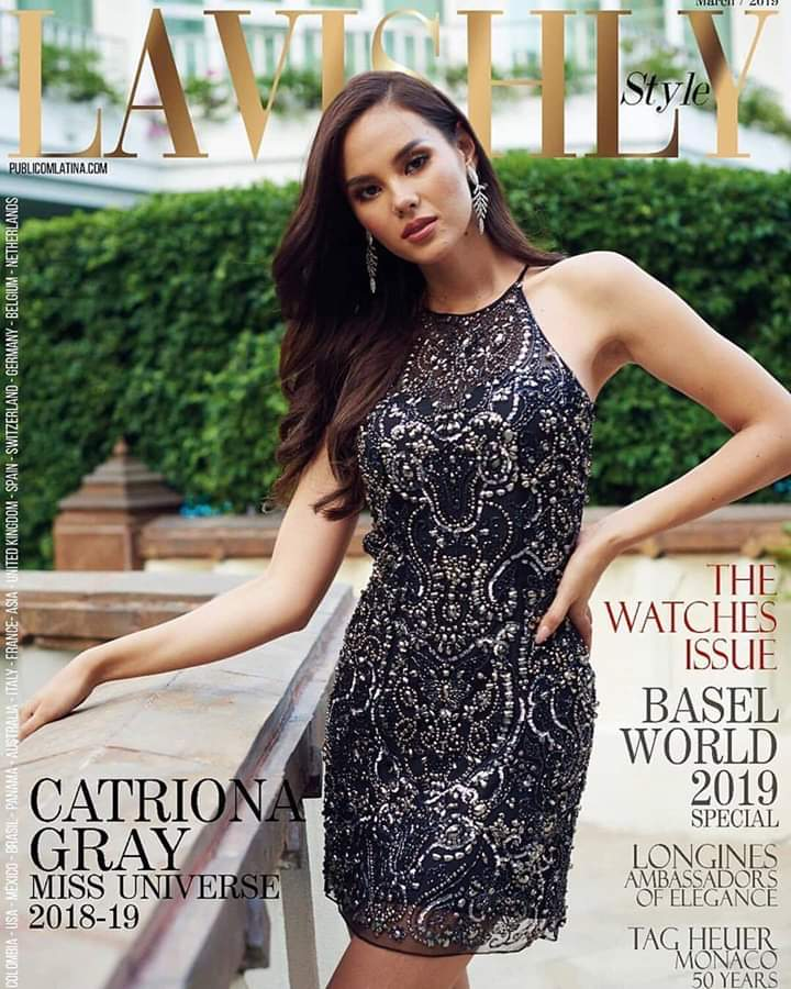 ♔ The Official Thread of MISS UNIVERSE® 2018 Catriona Gray of Philippines ♔ - Page 15 Fb_i8361