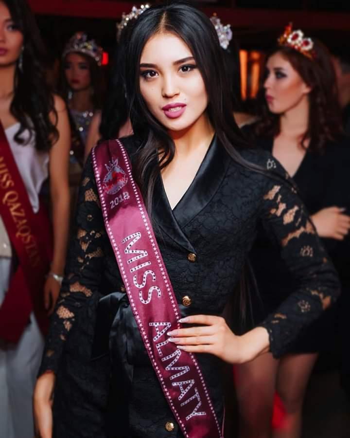 Kamila Kozhakhanova - Miss Almaty 2018 Fb_i8480